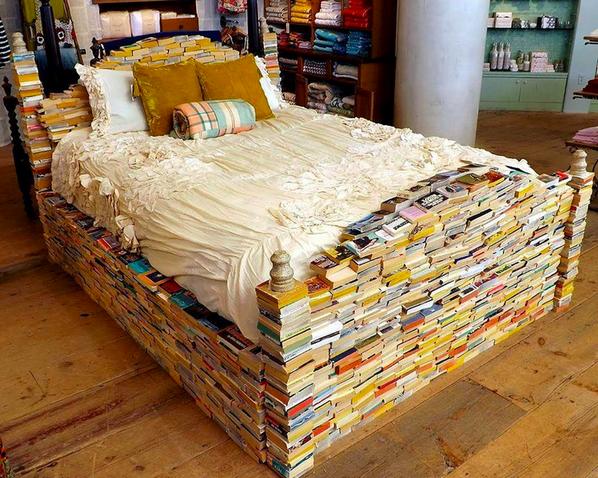lit livres